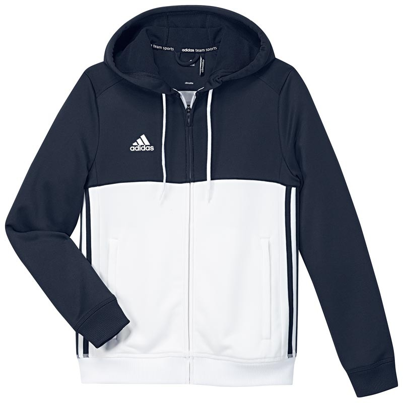 sweat à capuche enfant adidas hockey T16