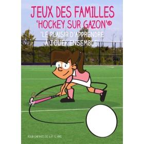 Jeux de carte Hockey sur gazon
