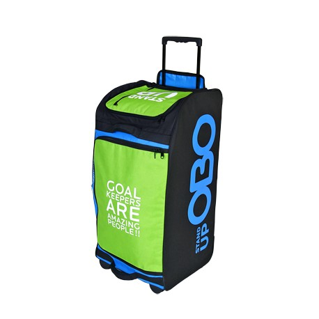 Wheelie bag deluxe Stand Up