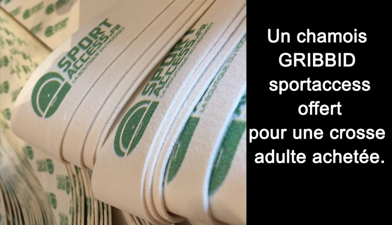 grip chamois sportaccess offert